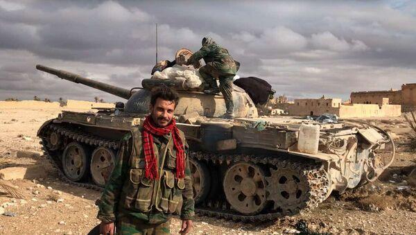 Las atrocidades de Daesh contra el Patrimonio de la Humanidad de Palmira - Sputnik Mundo