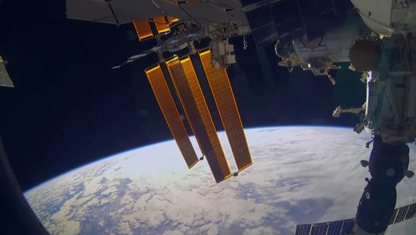 La Tierra desde la Estación Espacial Internacional (EEI) - Sputnik Mundo