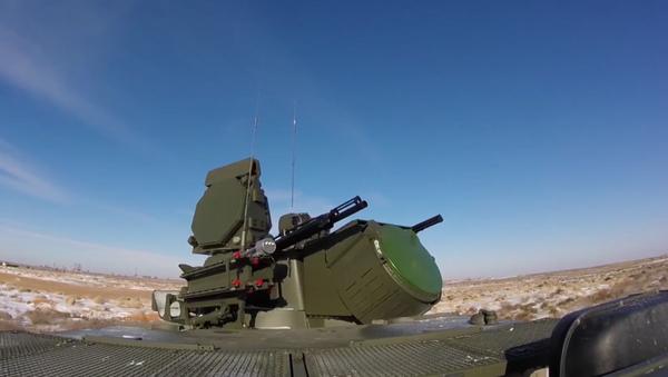 Equipo militar ruso - Sputnik Mundo
