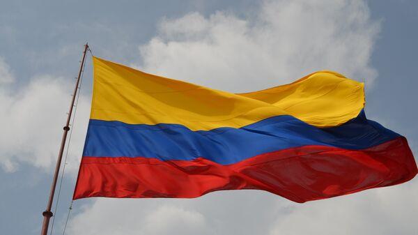 Bandera de Colombia (archivo) - Sputnik Mundo