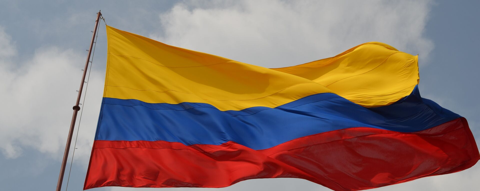 Bandera de Colombia - Sputnik Mundo, 1920, 10.09.2021