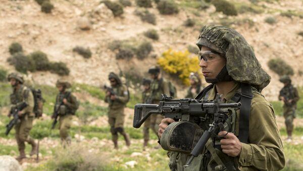 Israeli soldiers - Sputnik Mundo