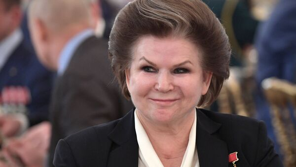 Valentina Tereshkova, la primera mujer cosmonauta del mundo - Sputnik Mundo