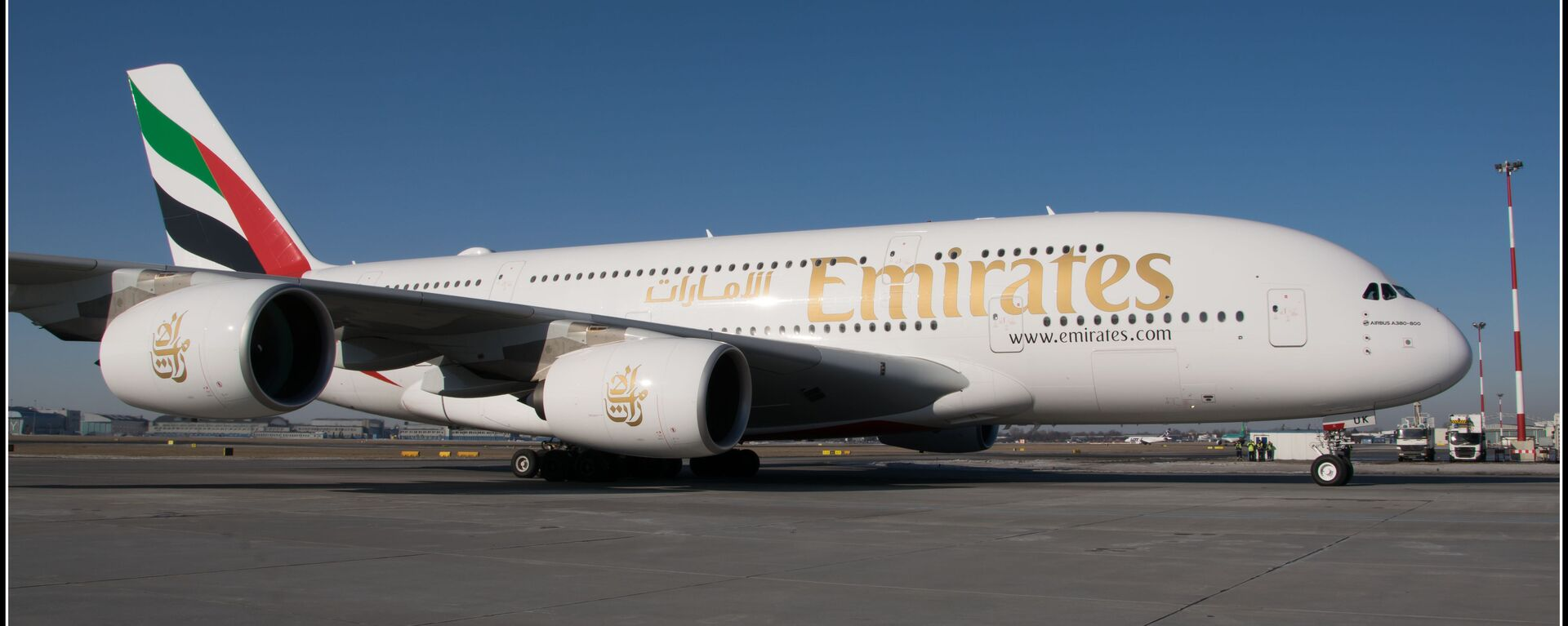 Airbus A380 - Sputnik Mundo, 1920, 15.02.2019