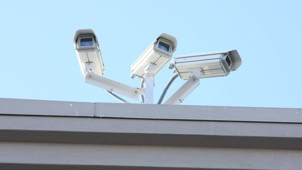 Cámaras de vigilancia - Sputnik Mundo