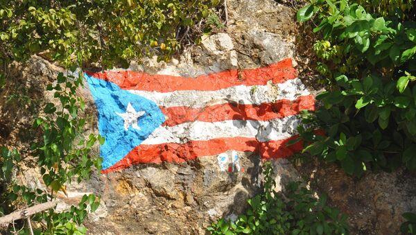 La bandera de Puerto Rico - Sputnik Mundo