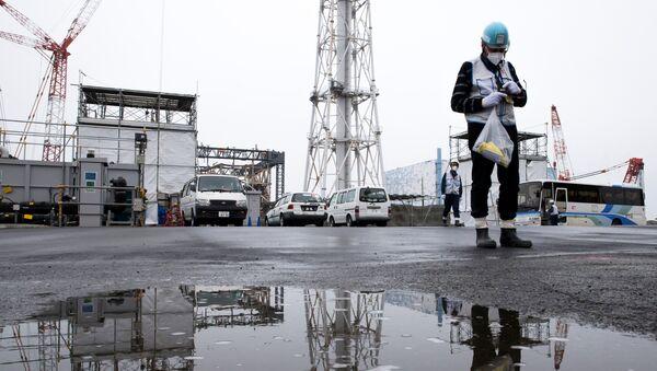 Central nuclear japonesa Fukushima - Sputnik Mundo