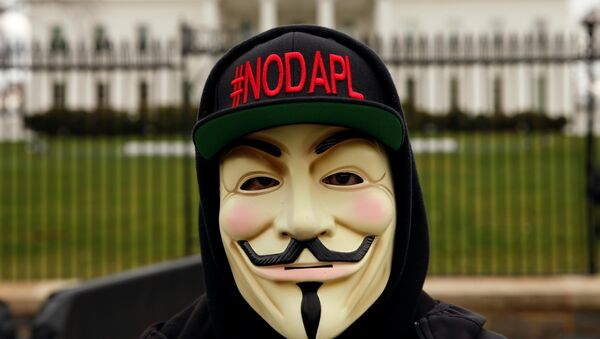 Protesta contra oleoducto Dakota Access - Sputnik Mundo
