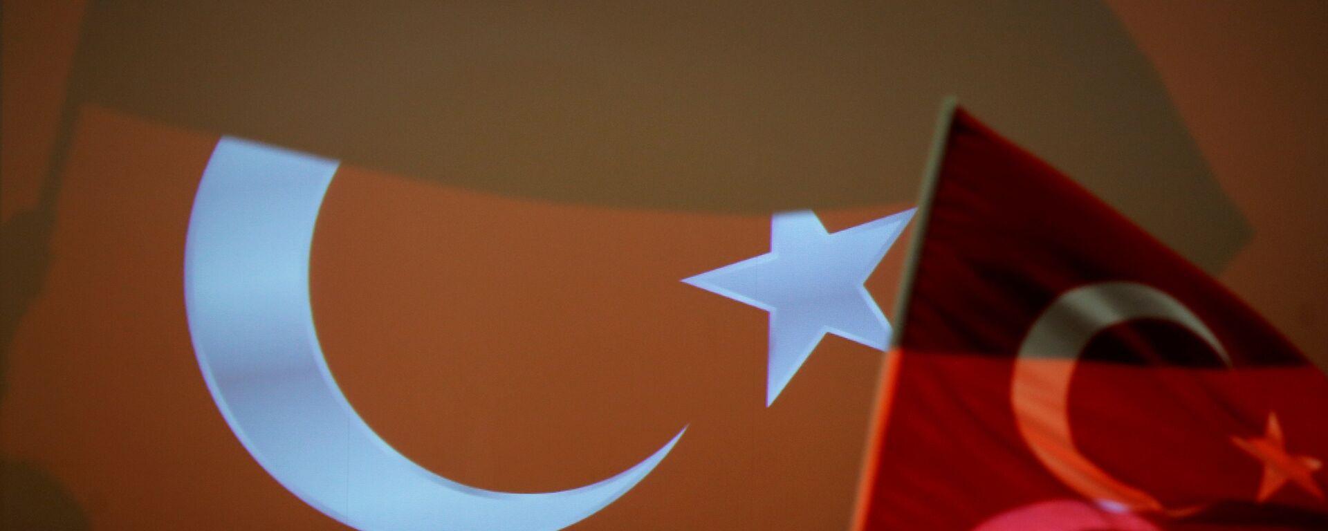 Bandera de Turquía - Sputnik Mundo, 1920, 05.10.2020