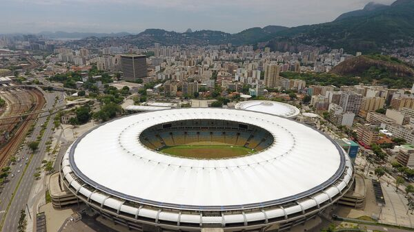 Estadio de Maracaná, Río de Janeiro - Sputnik Mundo