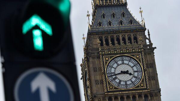 Big Ben en Londres - Sputnik Mundo