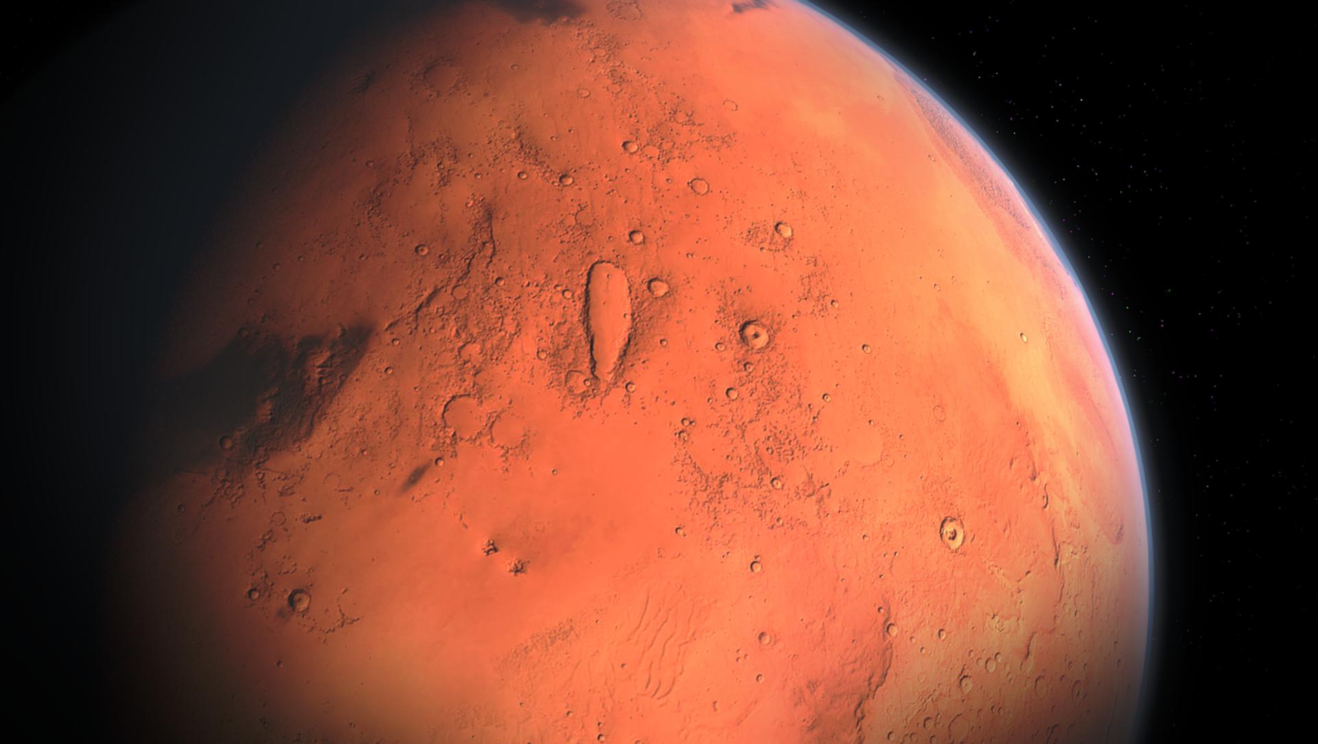Marte (imagen referencial) - Sputnik Mundo, 1920, 09.02.2021