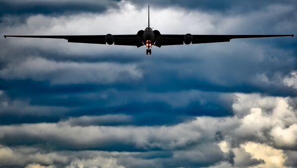 Spy plane - Sputnik Mundo