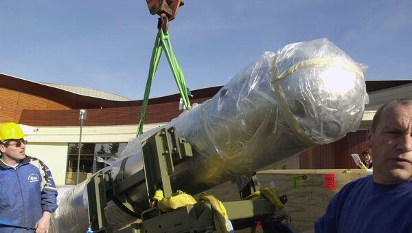 Bomba de hidrógeno norteamericana - Sputnik Mundo