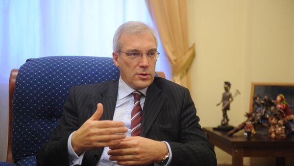 Alexandr Grushkó, viceministro ruso de Exteriores (archivo) - Sputnik Mundo