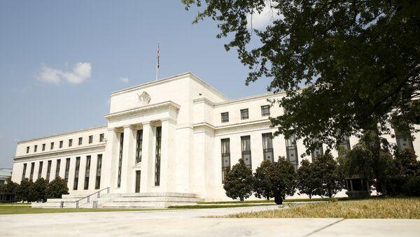 Reserva Federal de EEUU - Sputnik Mundo