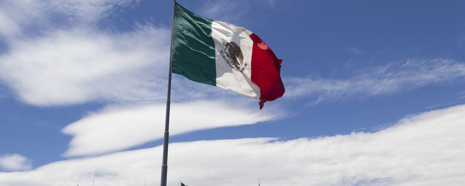 Bandera de México - Sputnik Mundo, 1920, 12.05.2020