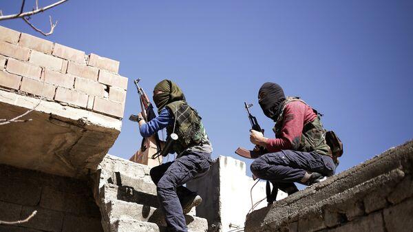 Los militantes del PKK - Sputnik Mundo