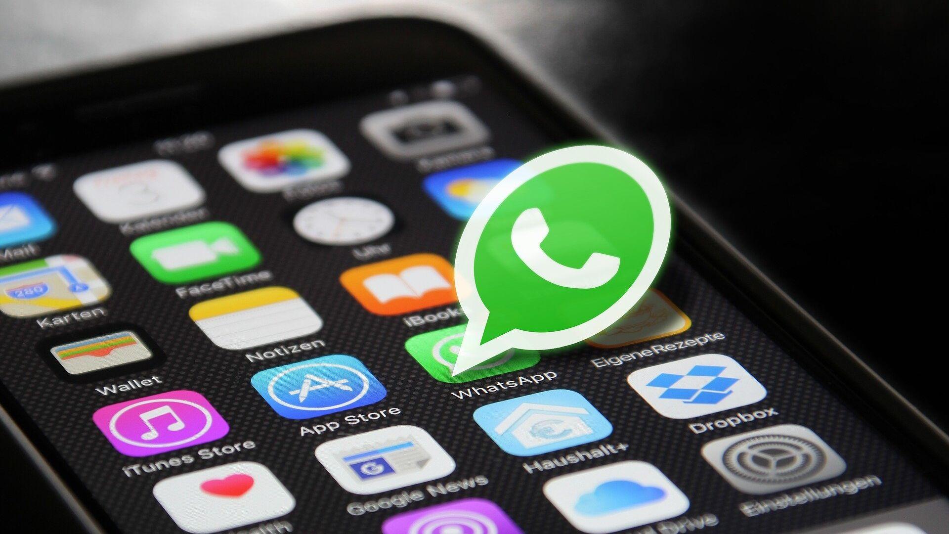 La aplicación de mensajería WhatsApp - Sputnik Mundo, 1920, 20.02.2021