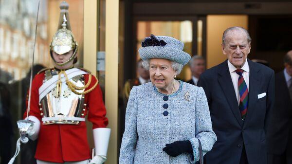 La reina del Reino Unido, Isabel II - Sputnik Mundo