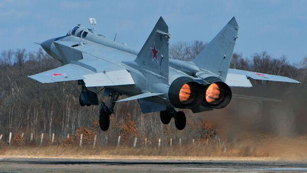 Los ejercicios aéreos tácticos conjuntos en la región de Primorie. - Sputnik Mundo