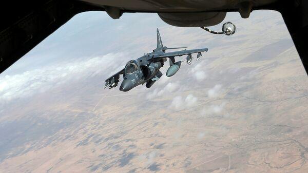 Aviones estadounidenses en Siria - Sputnik Mundo