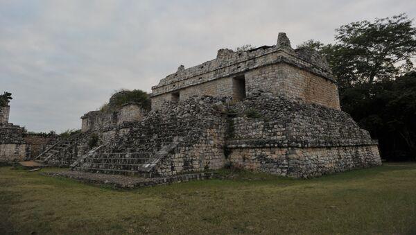 Una cuydad maya (archivo) - Sputnik Mundo