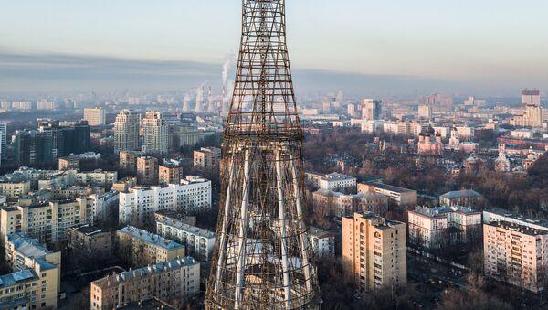 La 'Torre de Shújov' - Sputnik Mundo