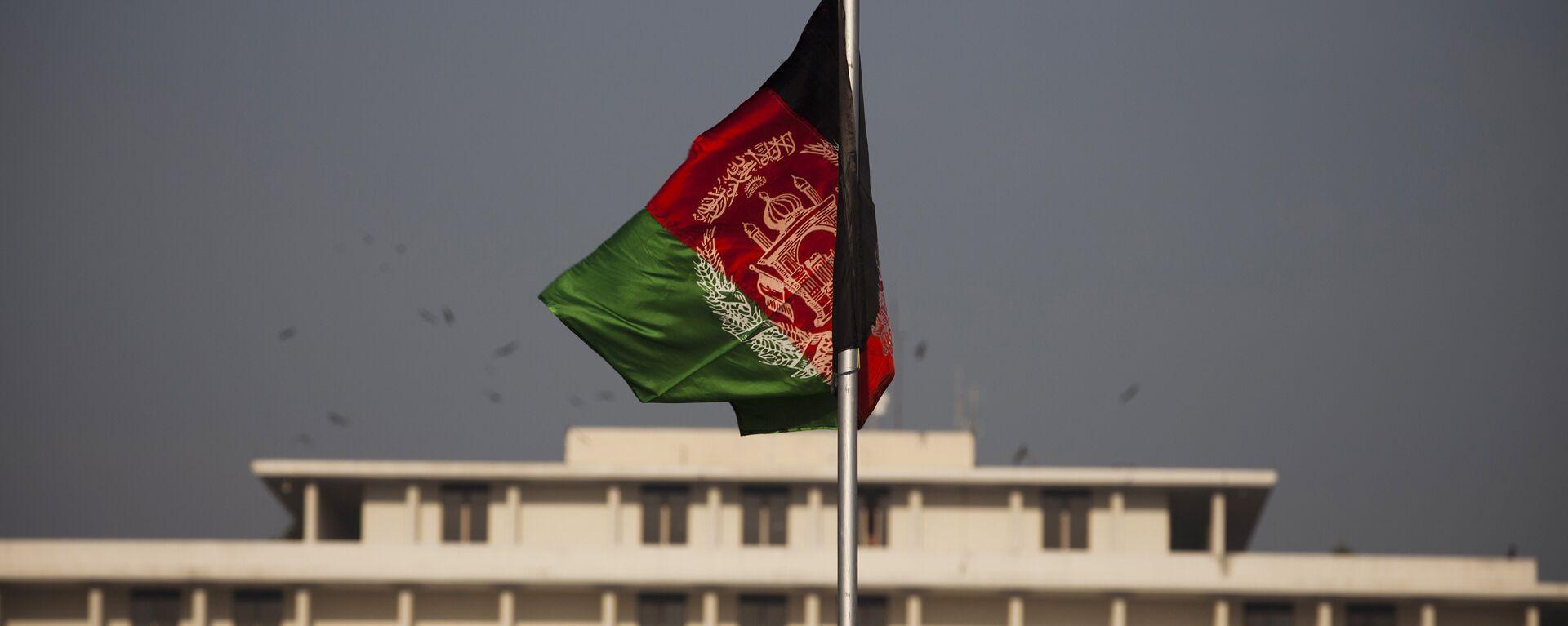 Bandera de Afganistán - Sputnik Mundo, 1920, 27.02.2021
