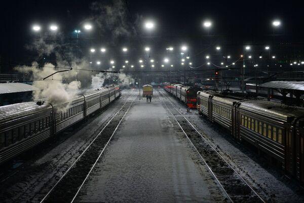 El Transiberiano: una aventura magistral - Sputnik Mundo