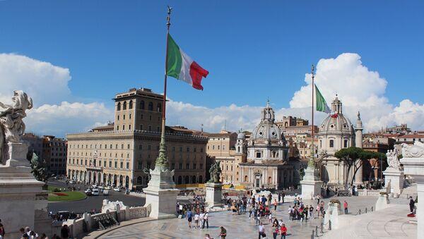 Roma, Italia - Sputnik Mundo