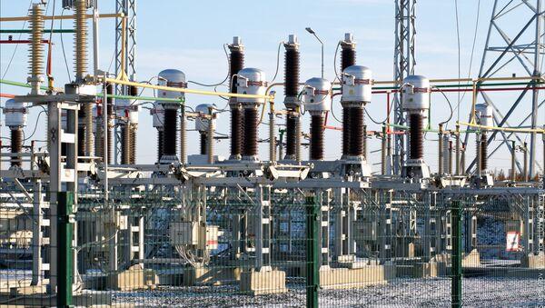 La planta de energía solar en Orsk. - Sputnik Mundo