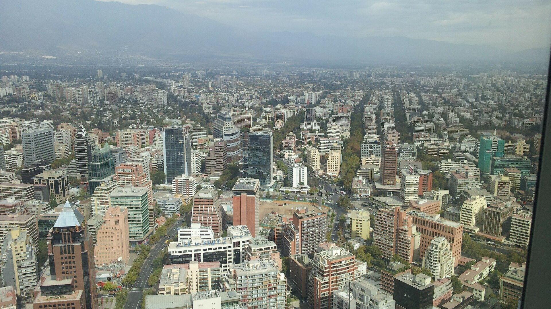 Santiago, la capital de Chile - Sputnik Mundo, 1920, 13.03.2021