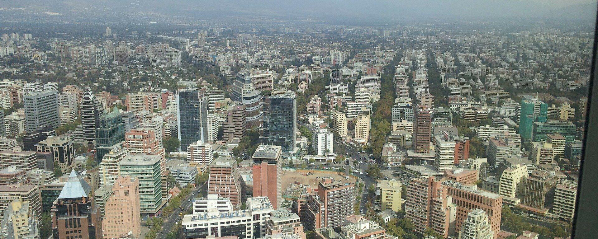 Santiago, la capital de Chile - Sputnik Mundo, 1920, 29.07.2020