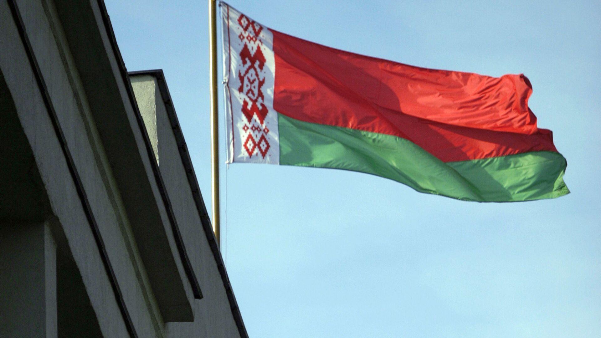 Bandera de Bielorrusia - Sputnik Mundo, 1920, 11.08.2021