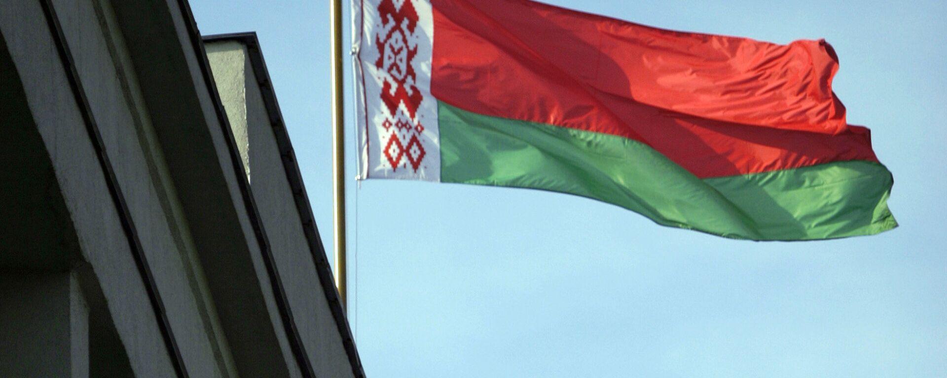 Bandera de Bielorrusia - Sputnik Mundo, 1920, 09.08.2021