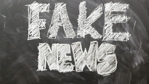 Noticias falsas - Sputnik Mundo