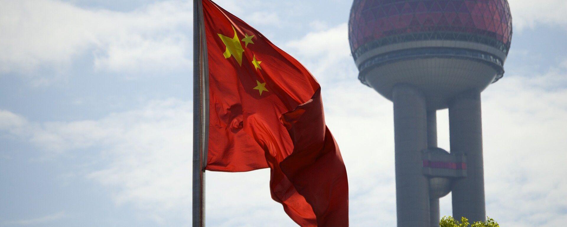 Bandera de China - Sputnik Mundo, 1920, 18.08.2021