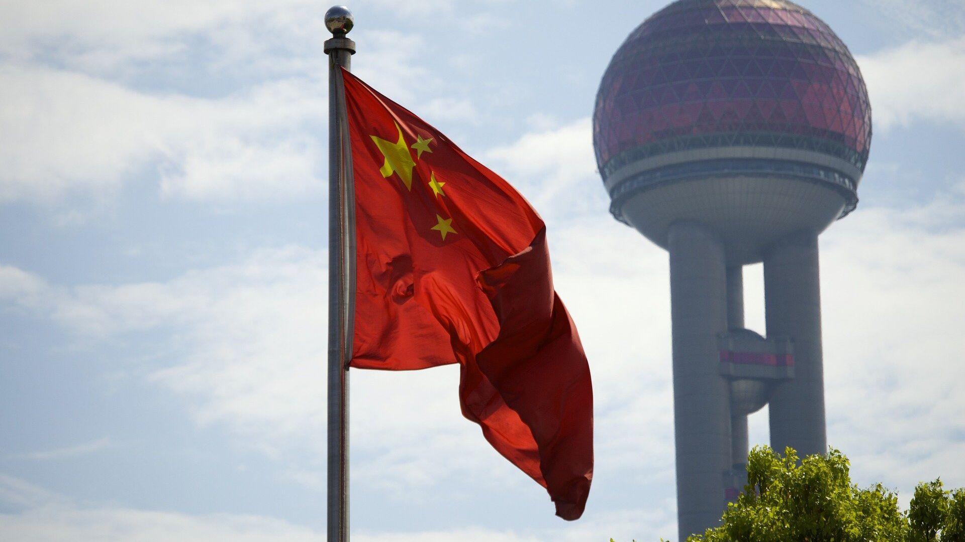 Bandera de China - Sputnik Mundo, 1920, 28.07.2021