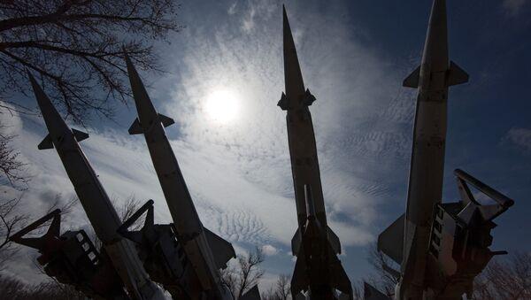 Sistema de misiles tierra-aire S-125 - Sputnik Mundo