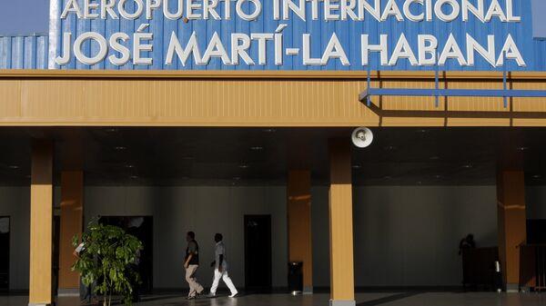 Aeropuerto Internacional José Martí - Sputnik Mundo