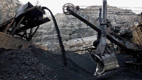 Carbón ruso - Sputnik Mundo