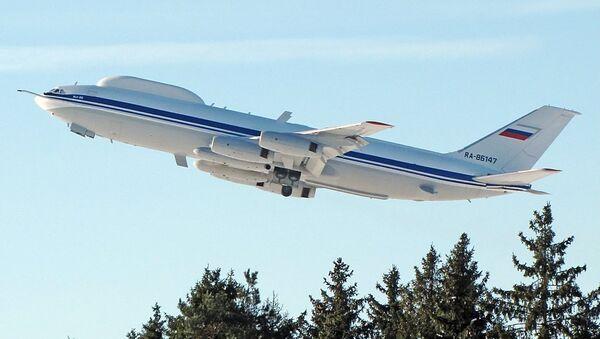 Russian Air Force Ilyushin Il-87 Aimak (Il-80/Il-86VKP) - Sputnik Mundo