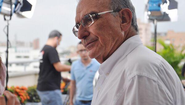Humberto de la Calle (archivo) - Sputnik Mundo