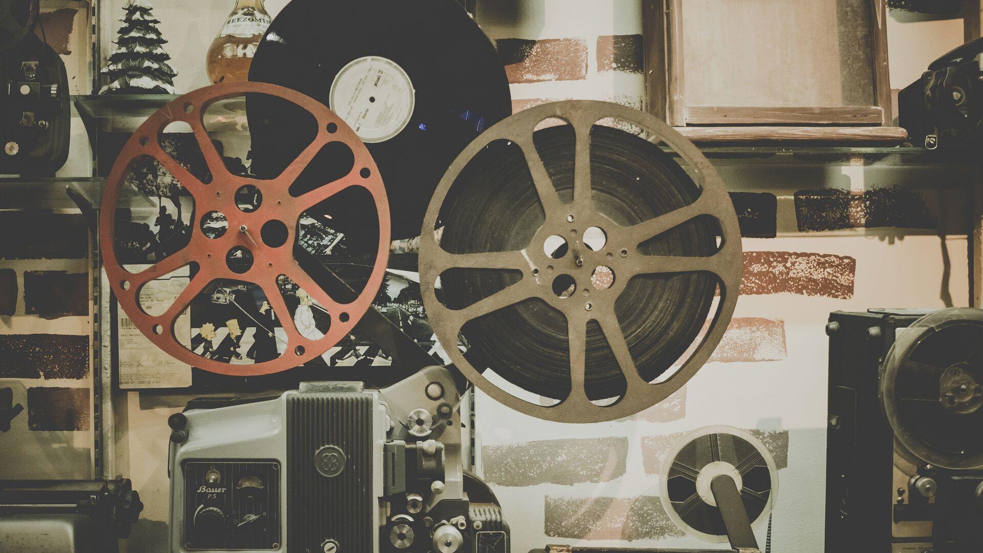 Cine (imagen referencial) - Sputnik Mundo, 1920, 15.02.2021