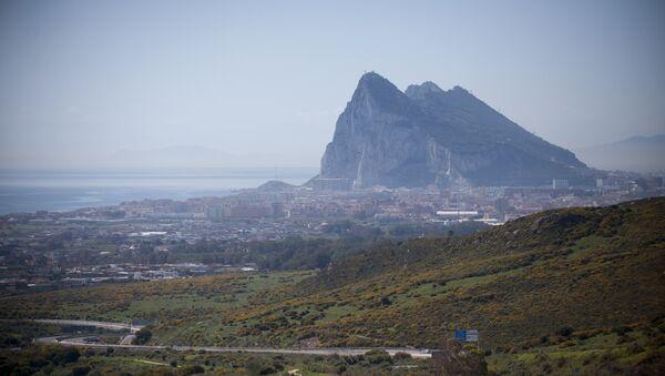 El Peñón de Gibraltar - Sputnik Mundo