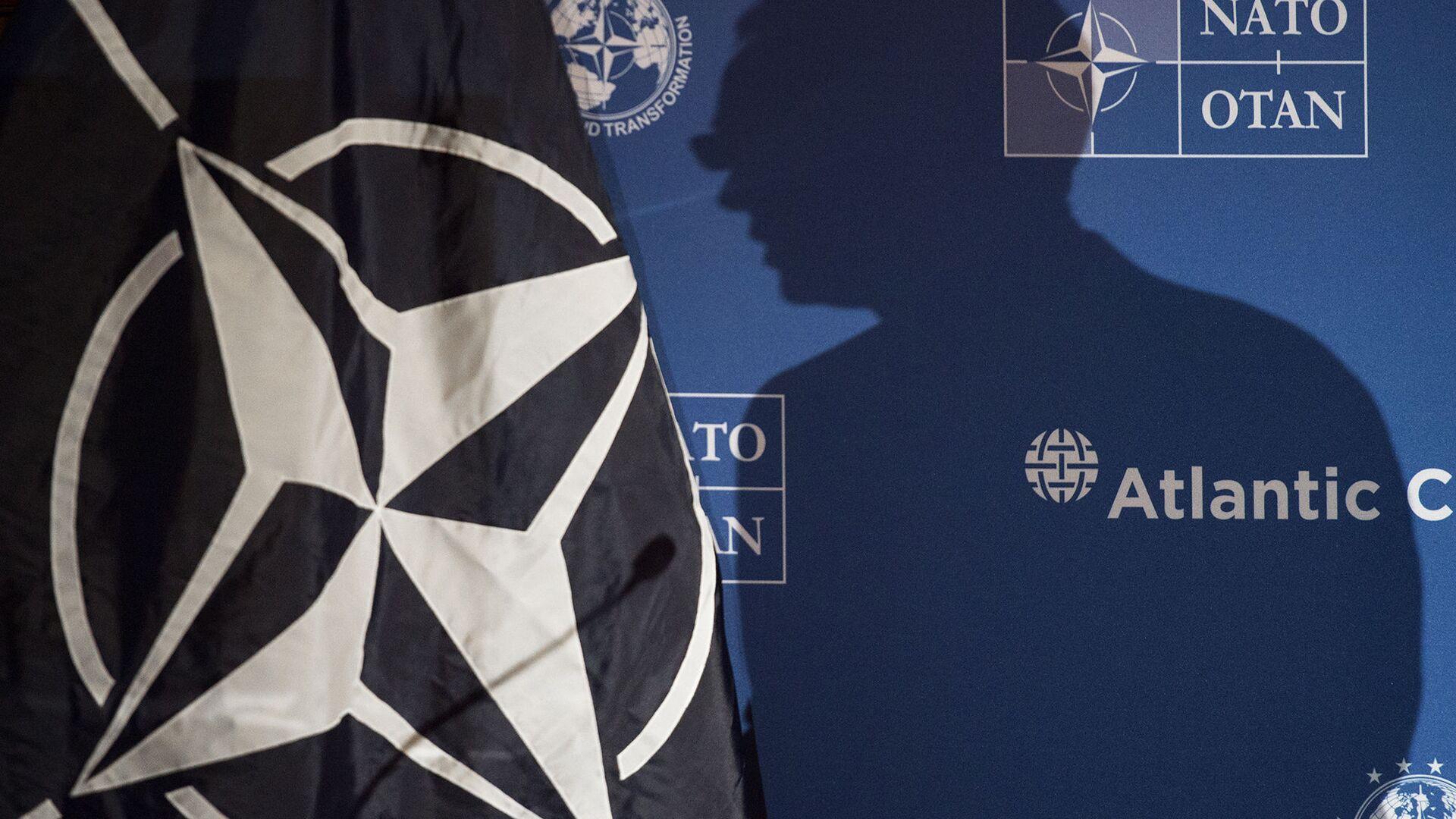 Logo de la OTAN - Sputnik Mundo, 1920, 02.02.2021