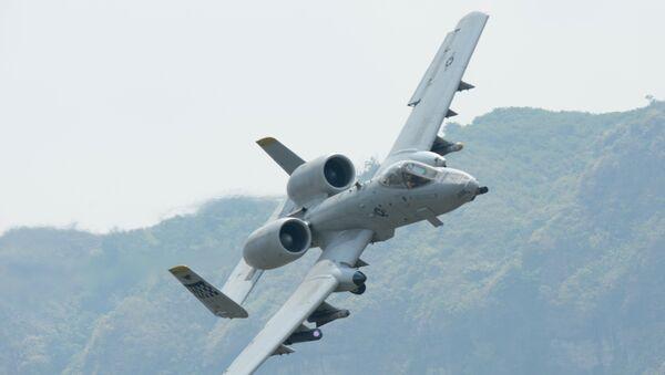 A-10 Thunderbolt II - Sputnik Mundo