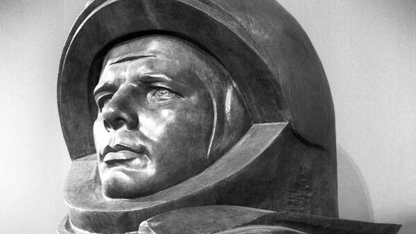 Скульптурный портрет Ю. А. Гагарин - Sputnik Mundo