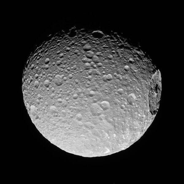 Los descubrimientos espaciales de marzo, resumidos en imágenes impactantes - Sputnik Mundo